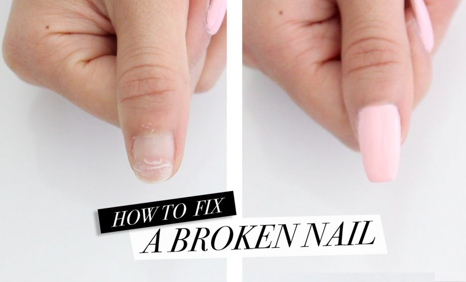 easy way to get acrylic nails off photo - 2