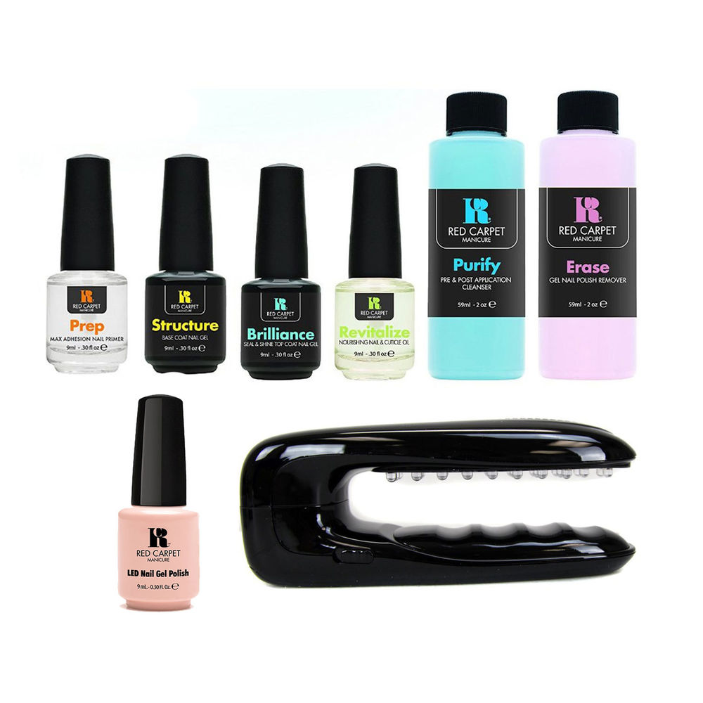 ebay gel nails kit photo - 1