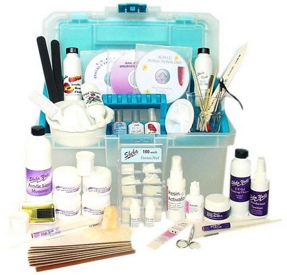 ebay gel nails kit photo - 2