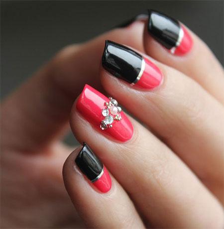 Elegant acrylic nails - Expression Nails