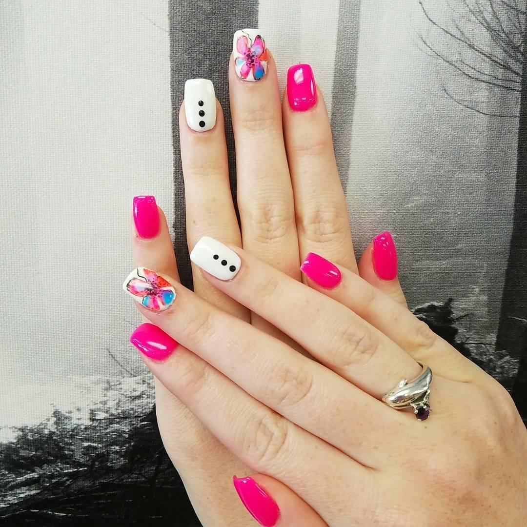 Fall nail designs acrylic nails - Expression Nails