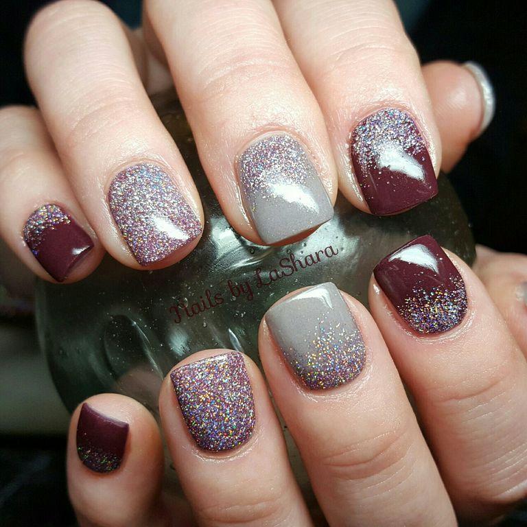fall nail designs acrylic nails diy photo - 1