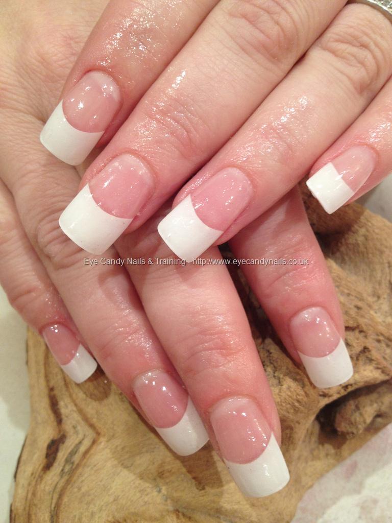French acrylic nails - Expression Nails