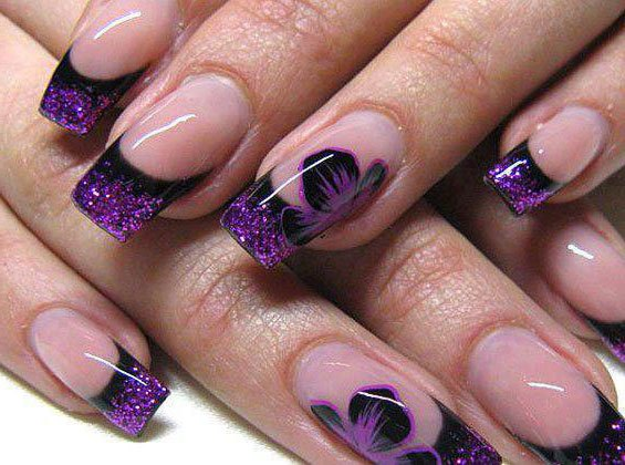 French Tip Acrylic Nails Designs Expression Nails