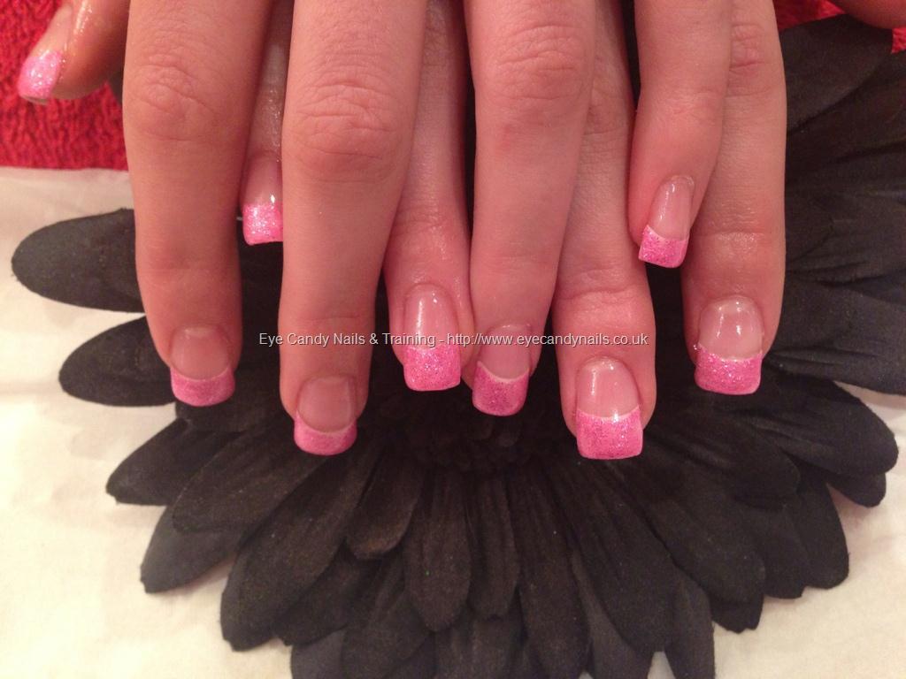 Full set acrylic nails - Expression Nails