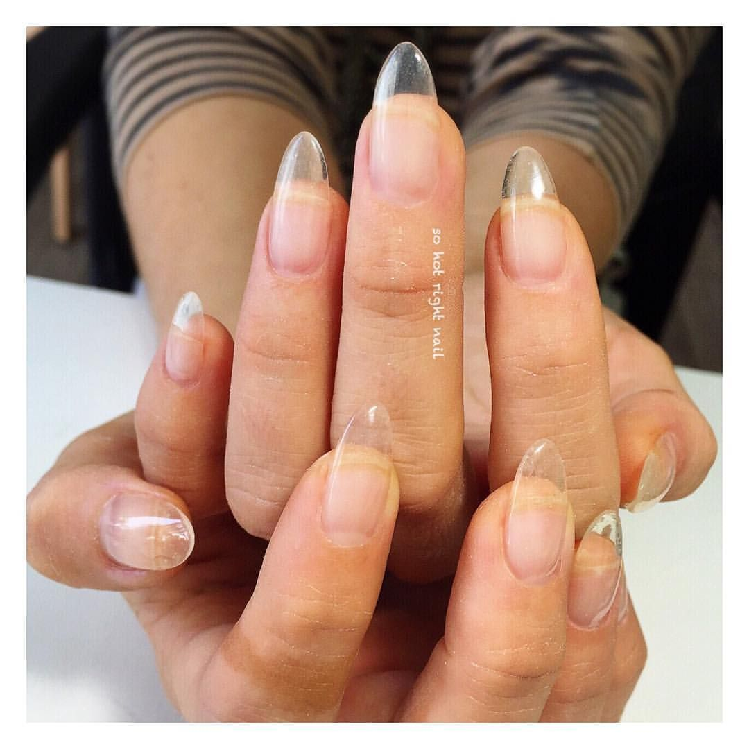 Gel extension nails - Expression Nails