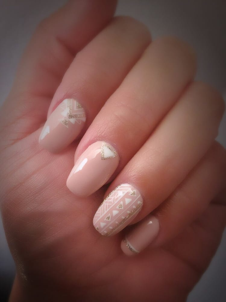 Gel extension nails near me - Expression Nails