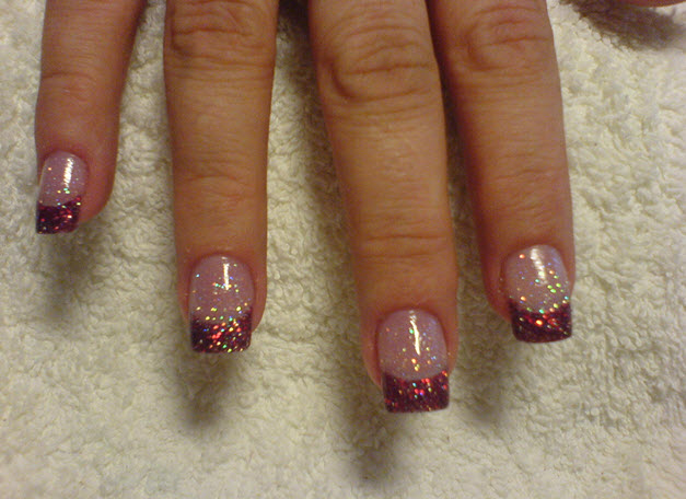 gel full set nails what does this mean photo - 2