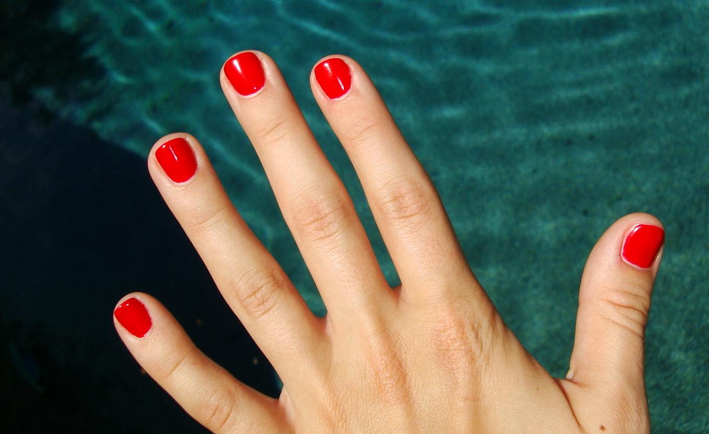 Gel nail polish designs for short nails - Expression Nails