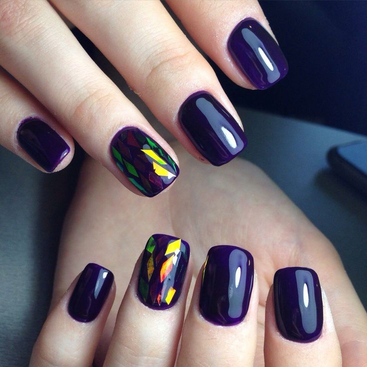 gel nails 2018 trends photo - 2