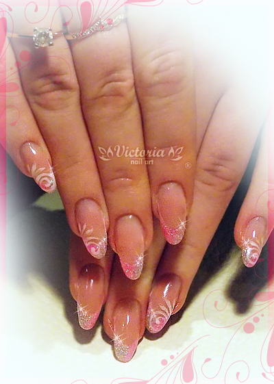 gel nails 250 photo - 1