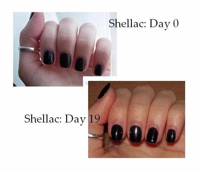gel nails 9 months pregnant photo - 1