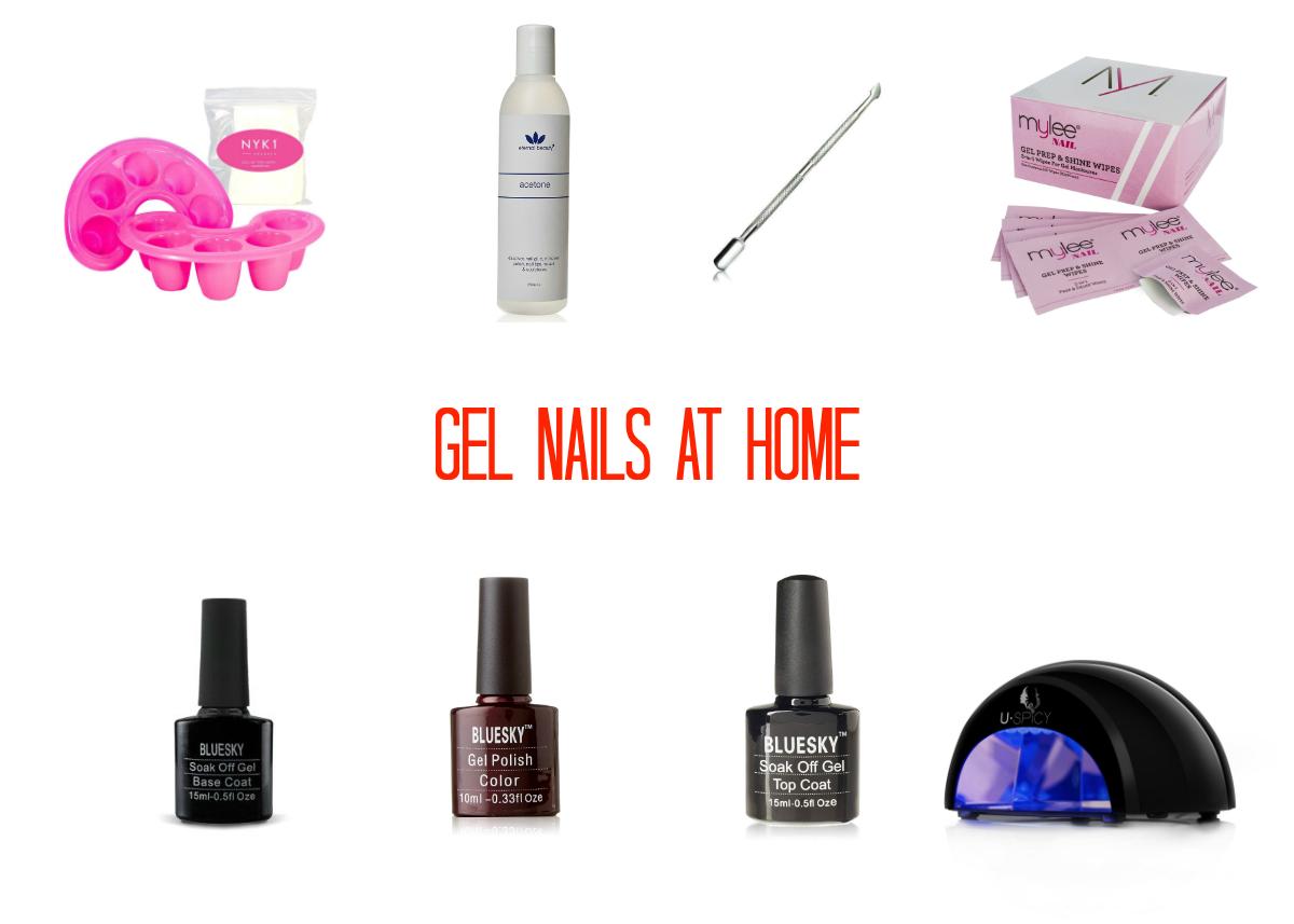 gel nails at home amazon photo - 1
