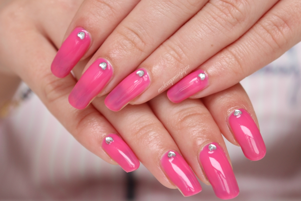 gel nails at home steps photo - 1