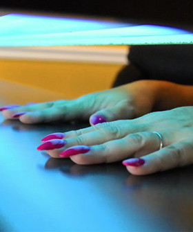 gel nails causing cancer photo - 1
