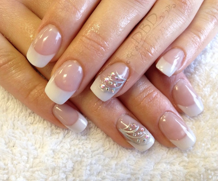 gel nails extension photo - 2