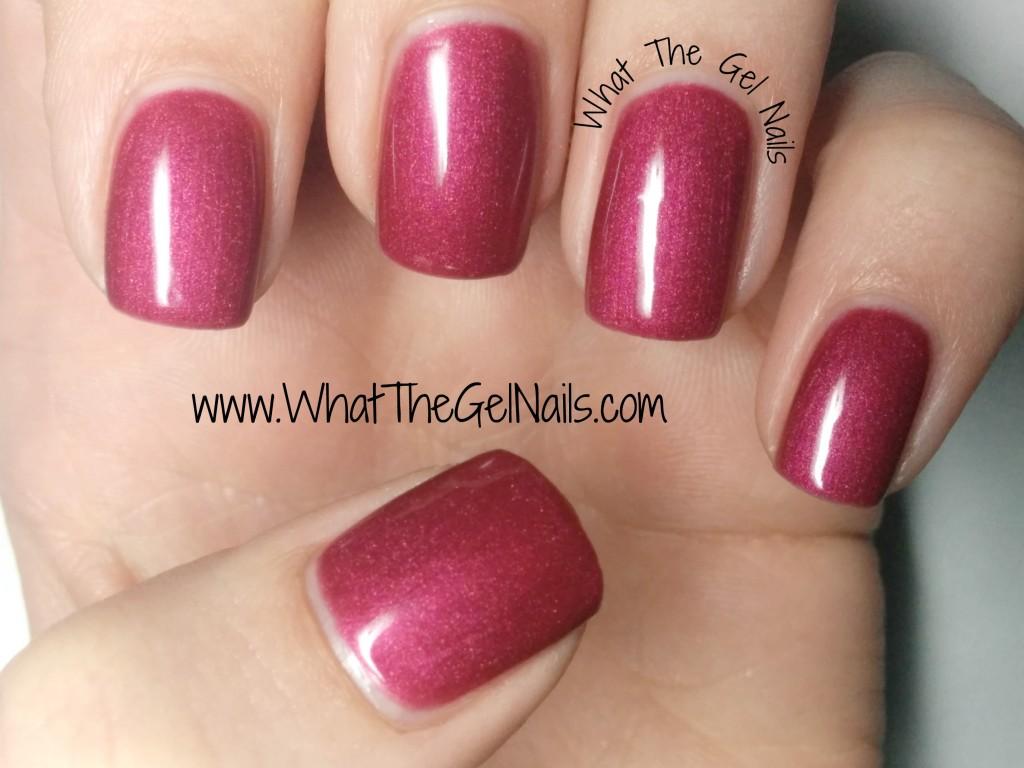 gel nails fall colors photo - 1