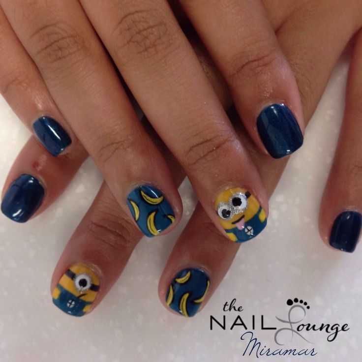 Gel nails for kids - Expression Nails