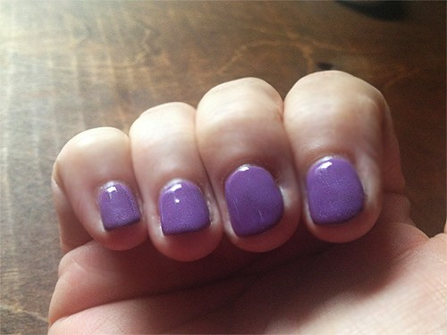 Gel nails for nail biters - Expression Nails