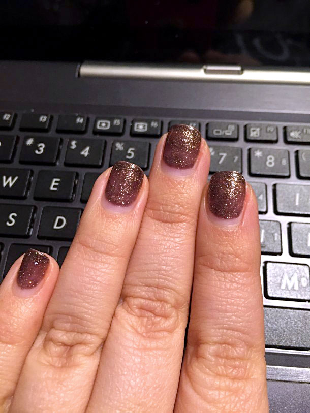 gel nails habit photo - 1