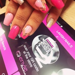 gel nails in carbondale photo - 1