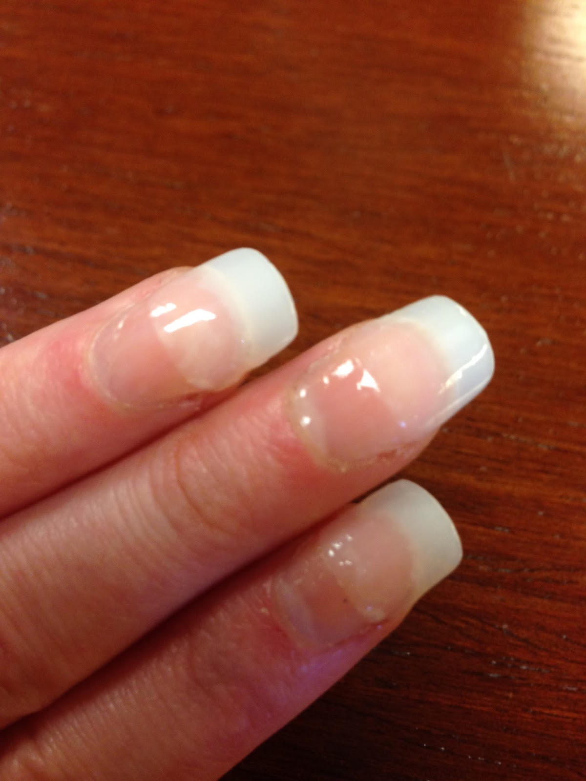 gel nails instructions photo - 2