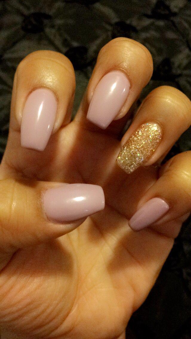 gel nails length photo - 1