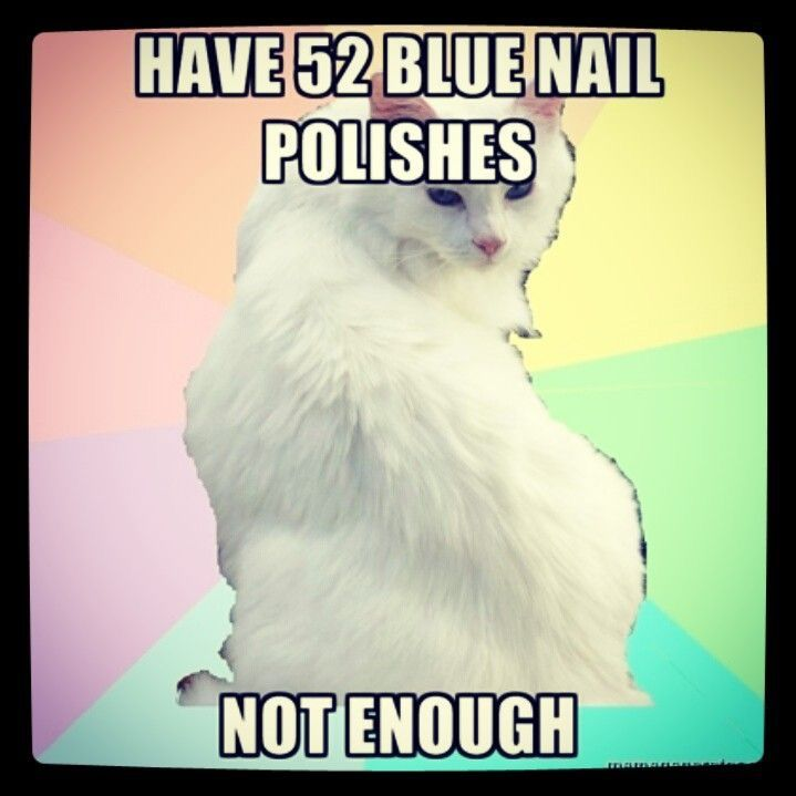 gel nails meme photo - 2