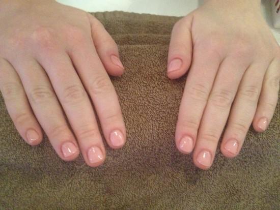gel nails men photo - 1