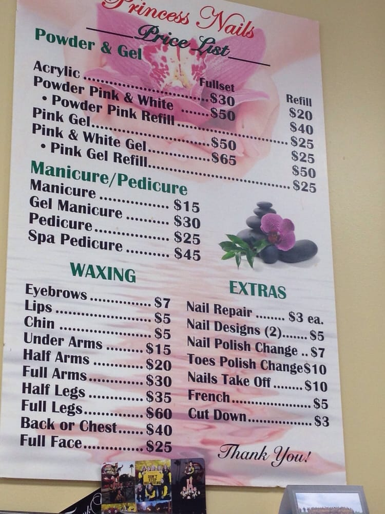 gel nails near me prices photo - 2