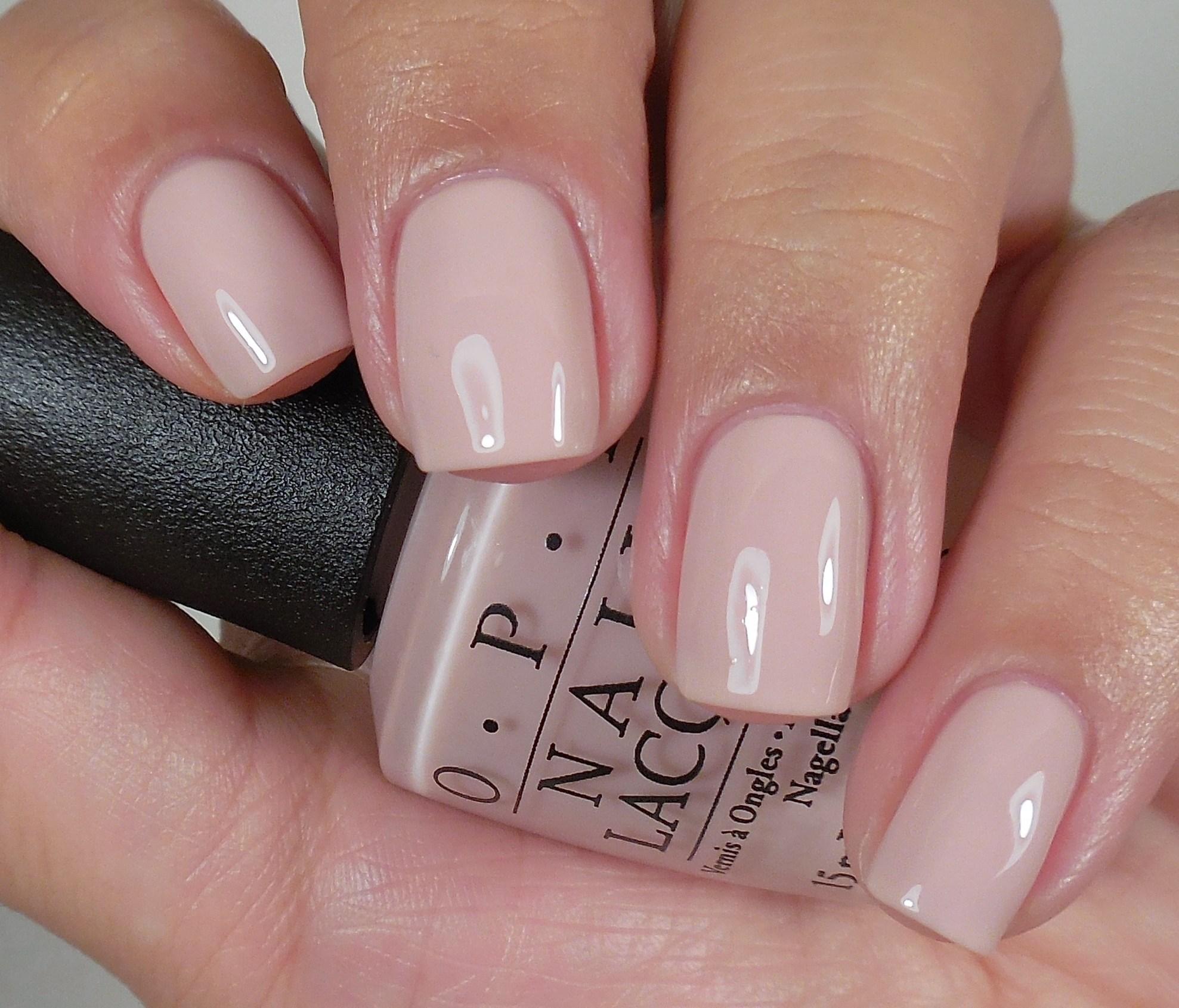 gel nails neutral colors photo - 1