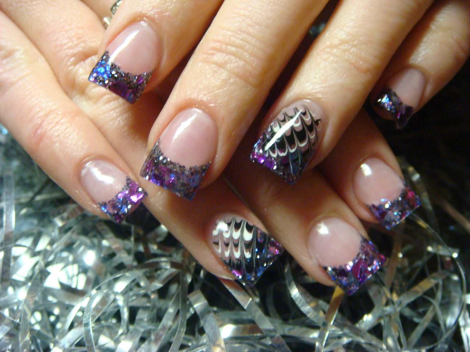 gel nails new designs photo - 2