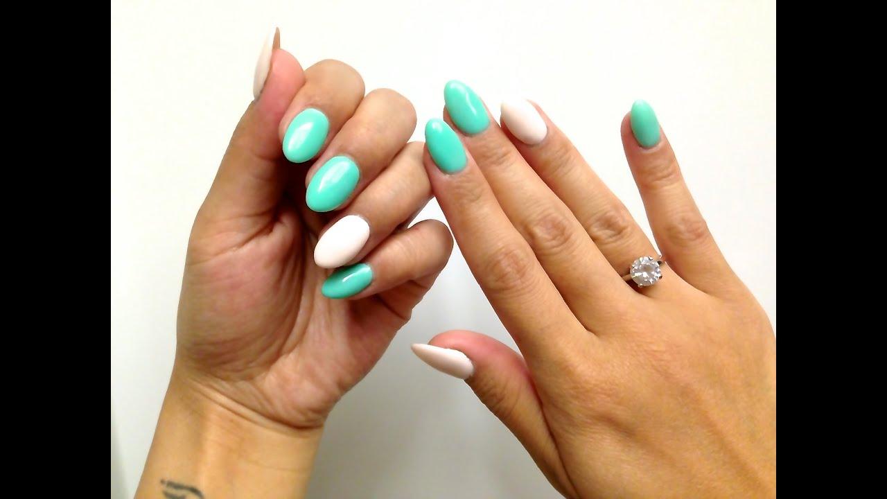 gel nails or powder photo - 1