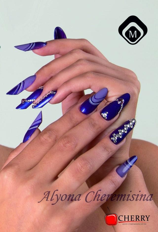 Gel nails pregnancy - Expression Nails