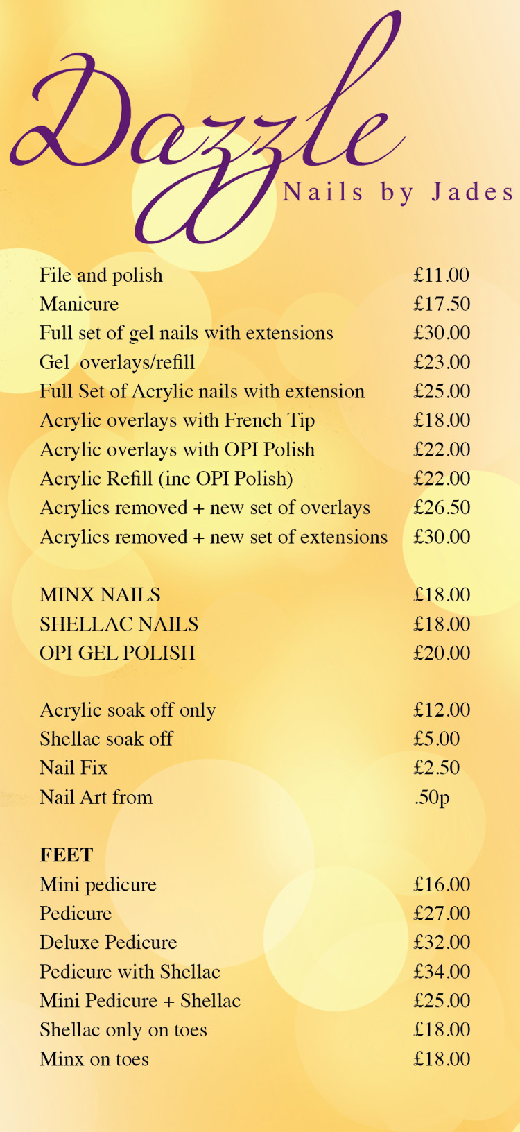 gel nails pricing photo - 2