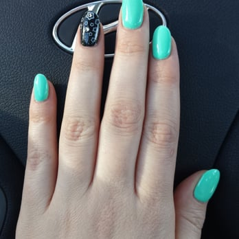 gel nails raleigh photo - 2