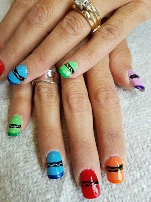 gel nails rochester ny photo - 2