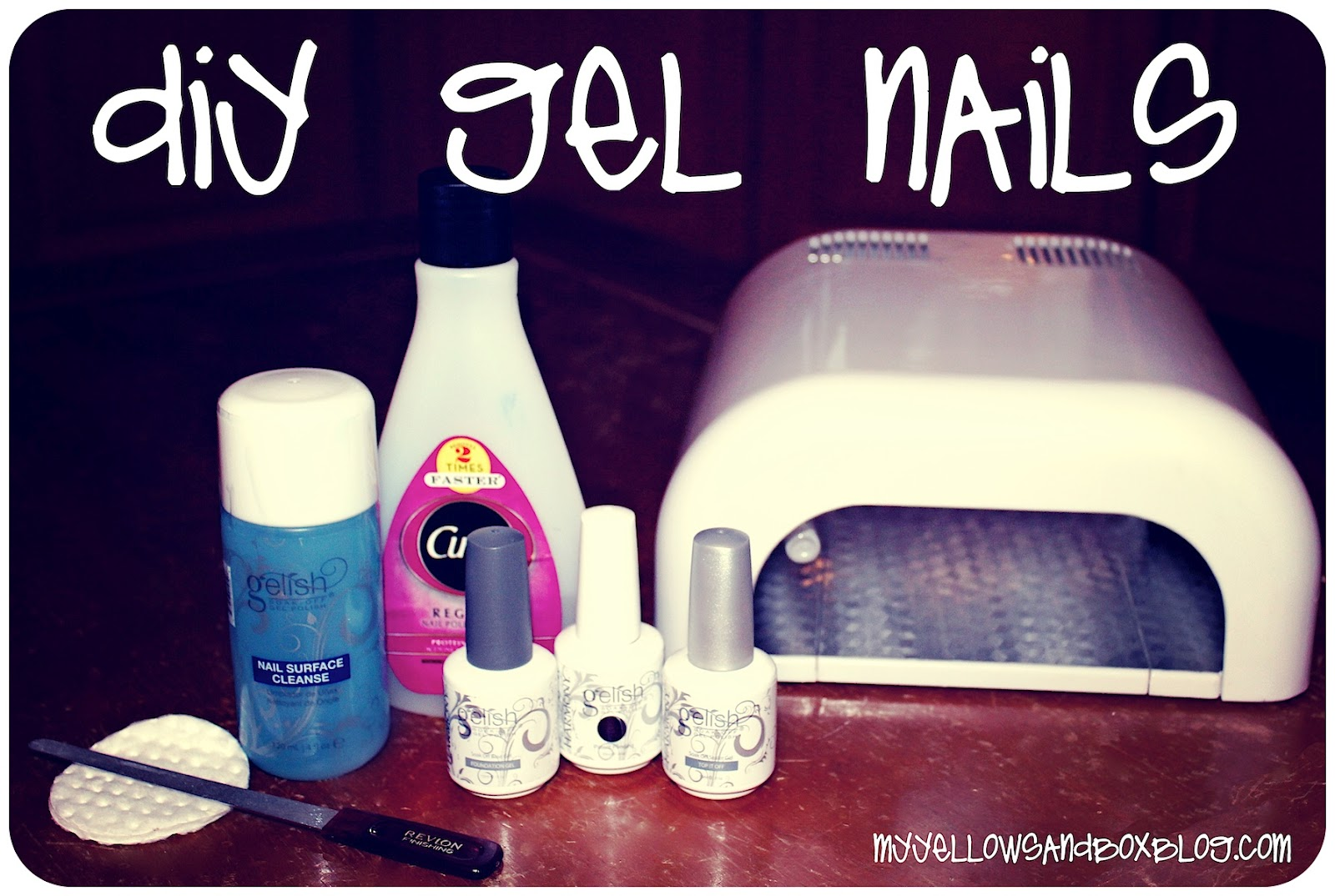 gel nails tutorial photo - 1