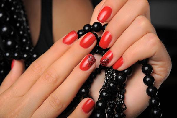 gel nails under 16 photo - 2