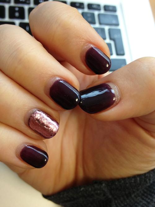 gel nails when pregnant photo - 2