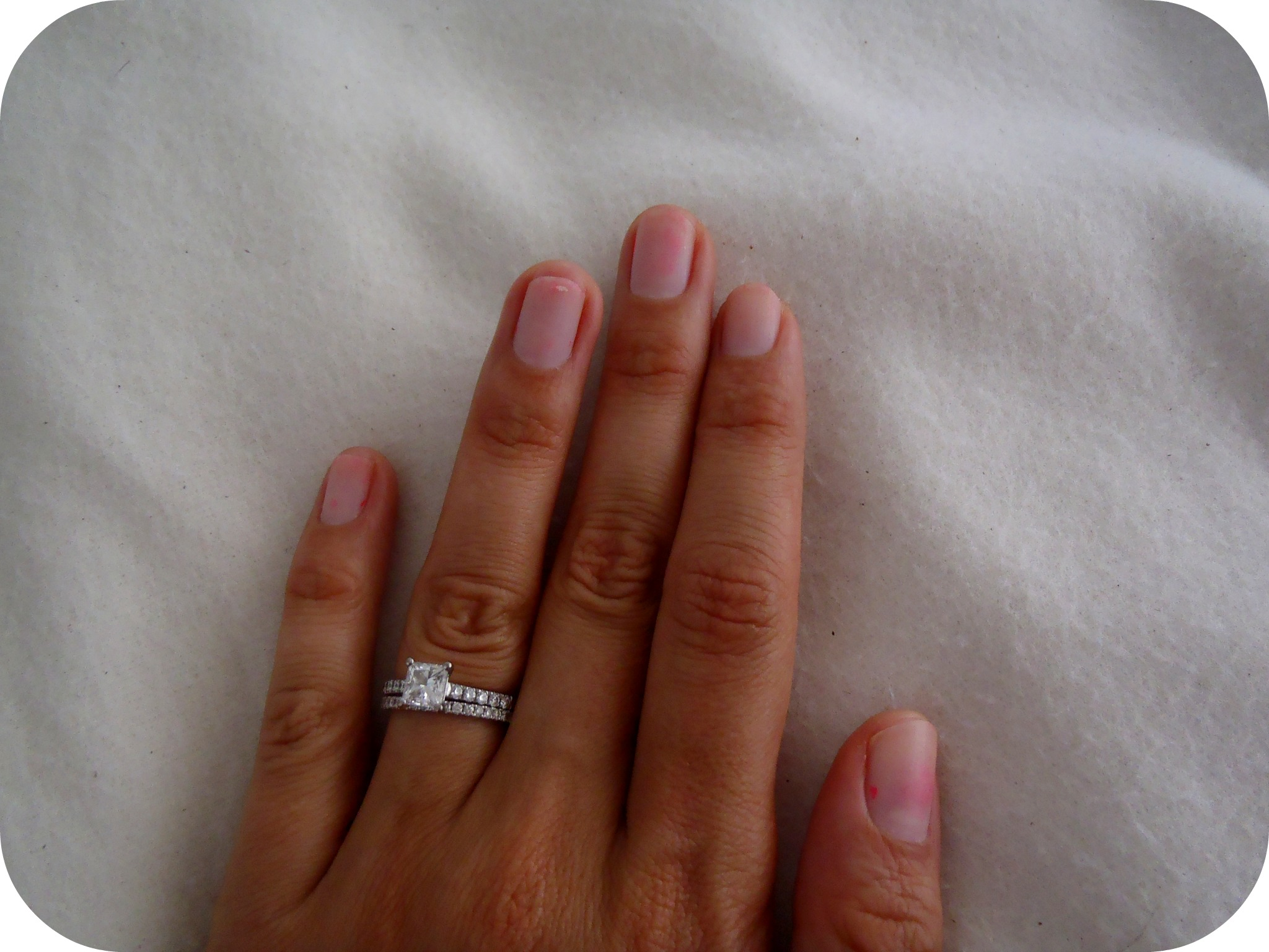 gel nails with shellac on top photo - 1