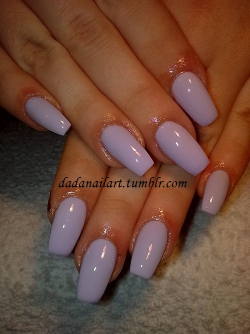 gel or acrylic nails photo - 1
