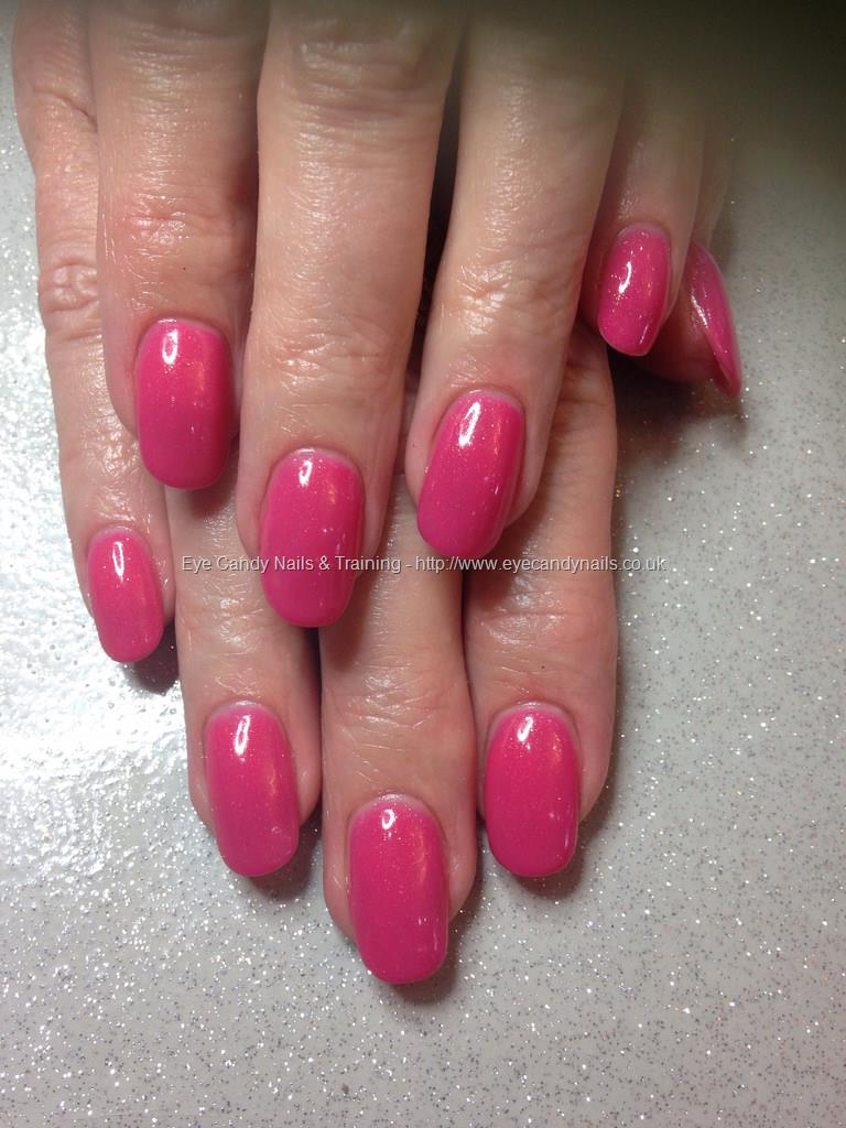 Gel over acrylic nails - Expression Nails