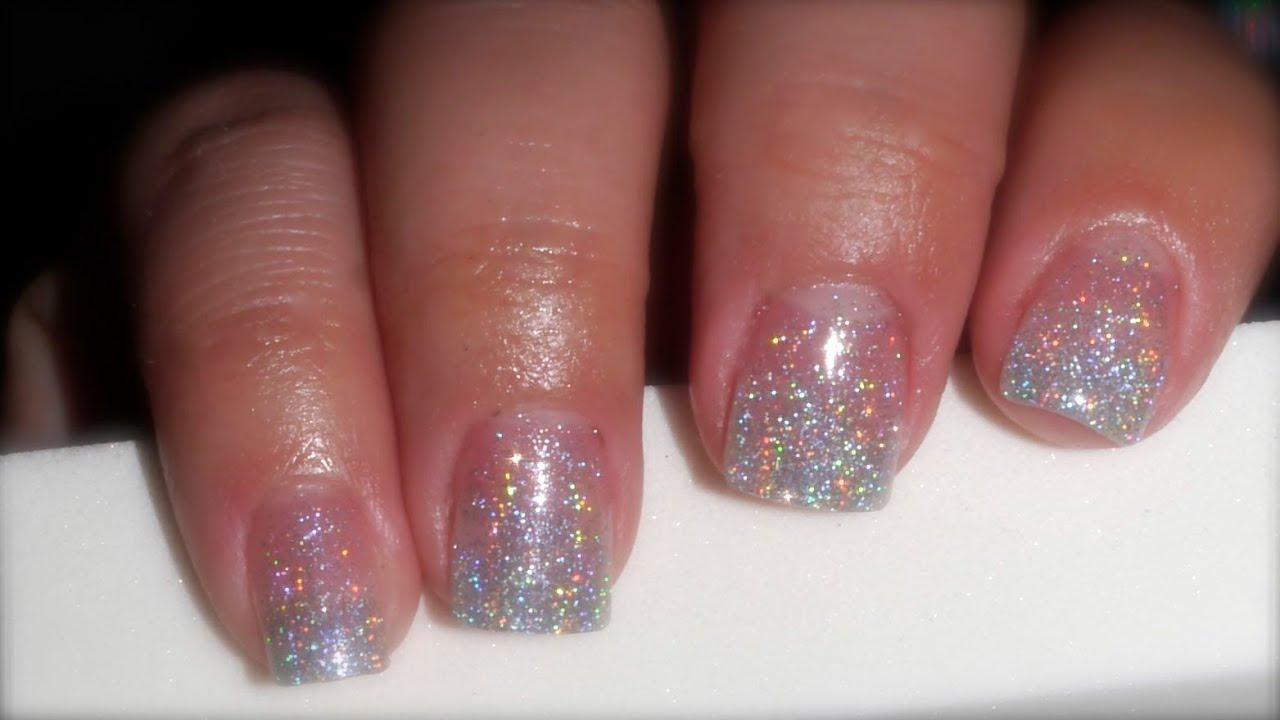 gel overlay on natural nails at home photo - 1
