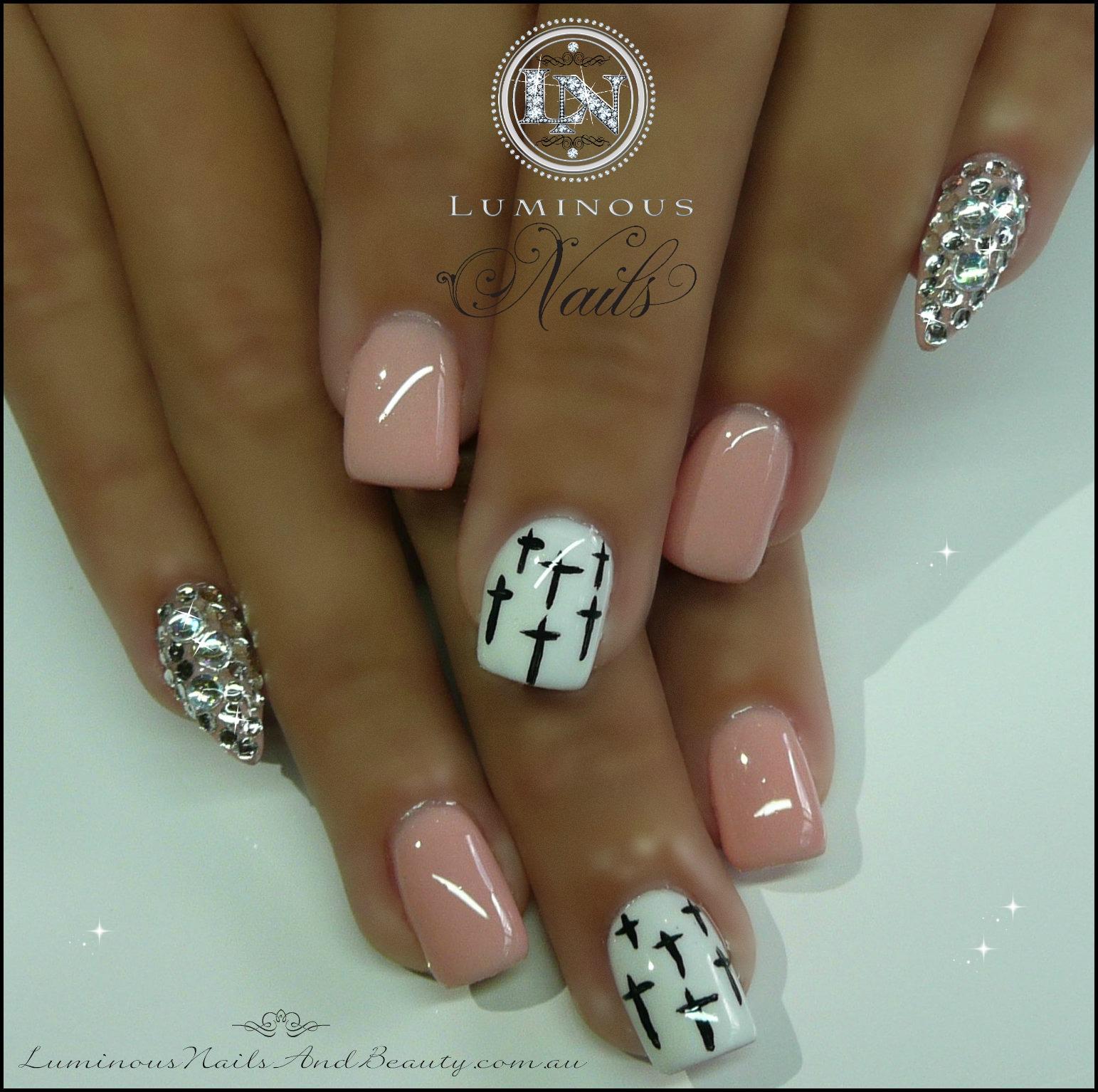 gel q nails photo - 2