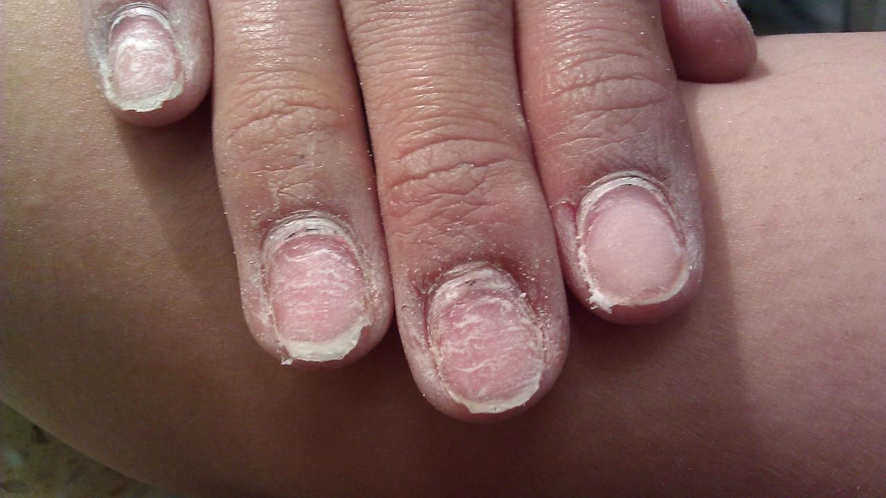 Gel wrap nails - Expression Nails