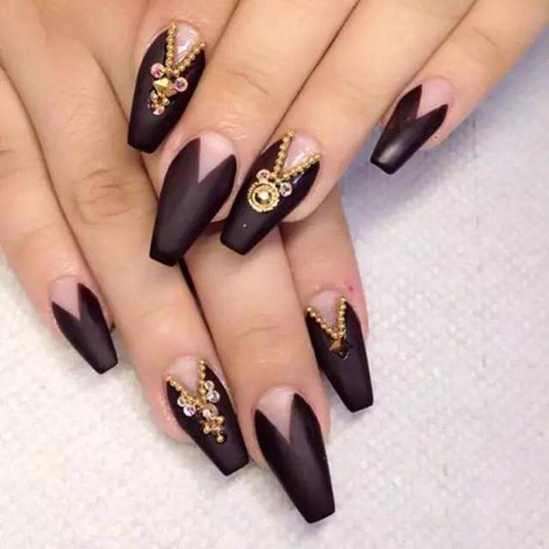 half coffin nails photo - 2