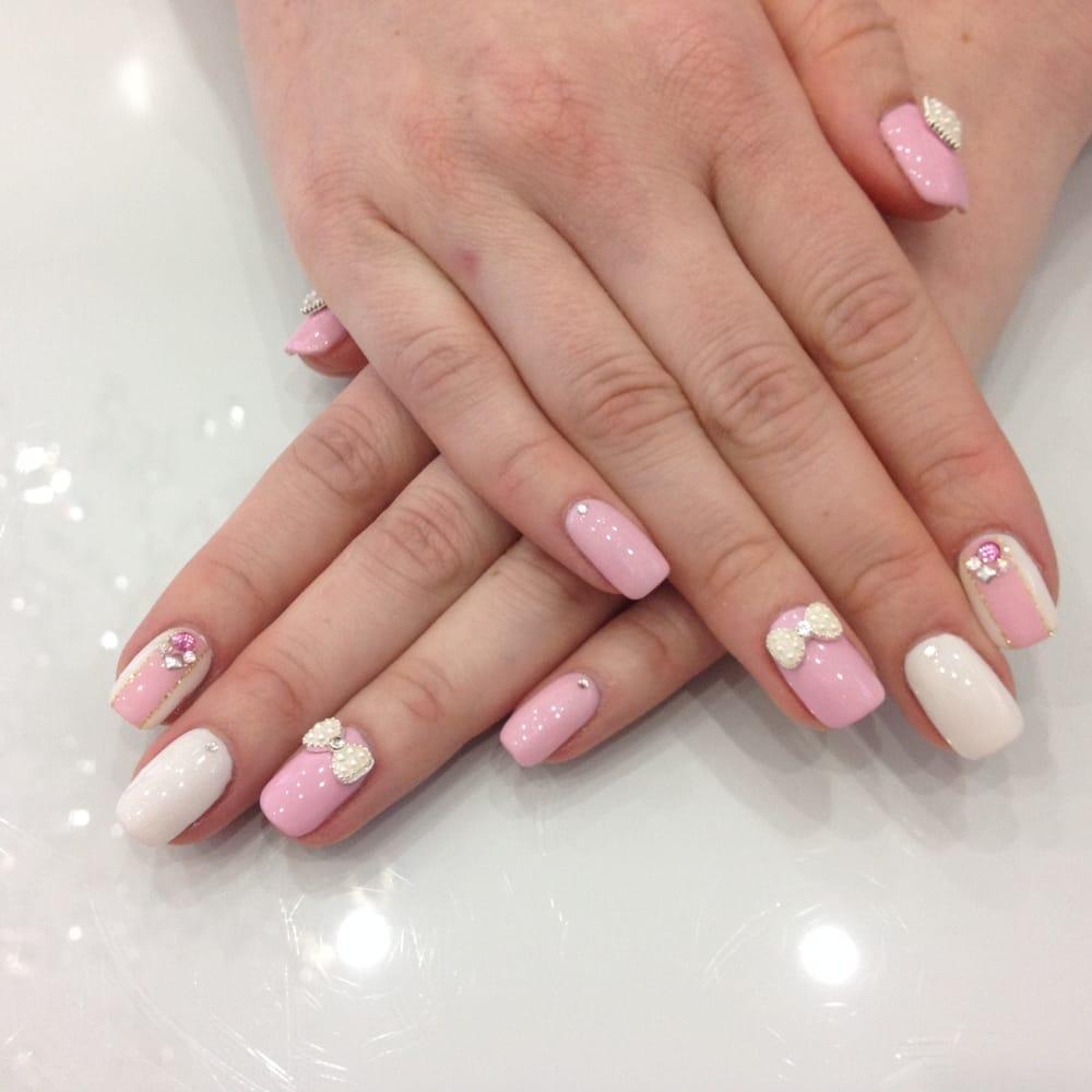 hard gel nails at home photo - 1