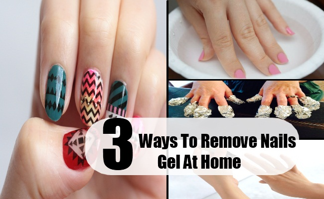 Home remedies to remove gel nails - New Expression Nails
