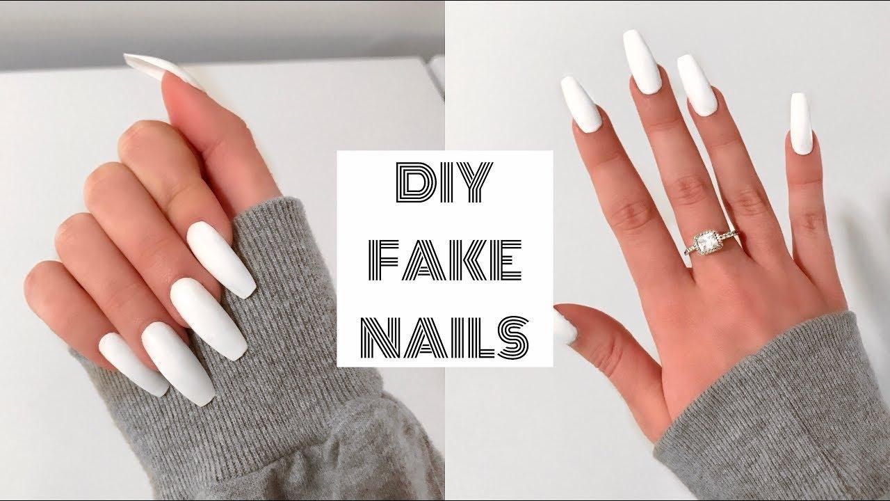 how acrylic nails photo - 1